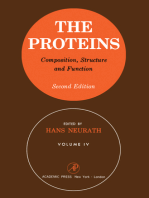 The Proteins Composition, Structure, and Function V4