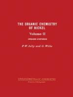The Organic Chemistry of Nickel