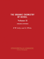 The Organic Chemistry of Nickel: Organic Synthesis