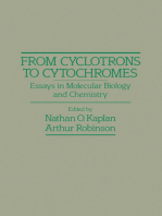 From Cyclotrons To Cytochromes
