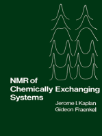 NMR of Chemically Exchanging Systems