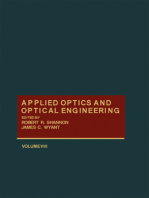 Applied Optics and Optical Engineering V8