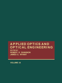 Applied Optics and Optical Engineering V9