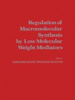 Regulation of Macromolecular Synthesis By Low Molecular Weight Mediators