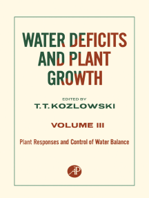 Plant Responses and Control of Water Balance