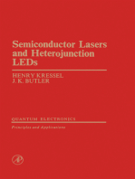 Semiconductor Lasers and Herterojunction LEDs