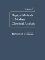Physical Methods in Modern Chemical Analysis V1