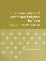 Characterization of Metal and Polymer Surfaces V2