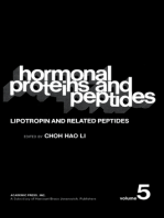 Lipotropin and Related Peptides