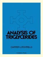 Analysis of Triglycerides