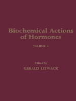 Biochemical Actions of Hormones V10