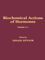 Biochemical Actions of Hormones V14