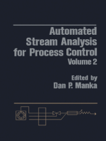 Automated Stream Analysis for Process Control V2
