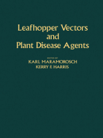 Leafhopper Vectors and Plant Disease Agents
