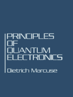 Principles of Quantum Electronics
