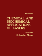 Chemical and Biochemical Applications of Lasers V4