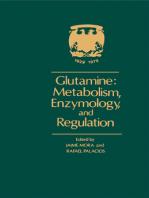 Glutamine: Metabolism, Enzymology, and Regulation