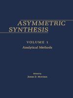 Asymmetric Synthesis V1