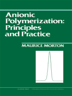 Anionic Polymerization: Principles and Practice