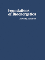 Foundations of Bioenergetics