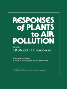 Responses of Plants to Air Pollution