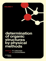 Determination of Organic Structures by Physical Methods V4