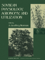 Soybean Physiology, Agronomy, and Utilization