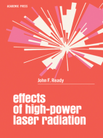 Effects of High-Power Laser Radiation