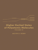Higher Excited States of Polyatomic Molecules V3