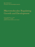 Macromolecules Regulating Growth and Development