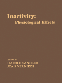 Inactivity: Physiological Effects