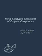 Metal-Catalyzed Oxidations of Organic Compounds