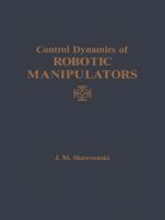 Control Dynamics of Robotic Manipulators