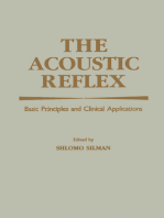 The Acoustic Reflex