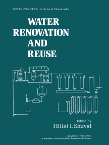 Water Renovation and Reuse