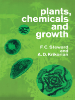 Plant, Chemicals and Growth