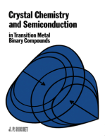 Crystal Chemistry and Semiconduction in Transition Metal Binary Compounds