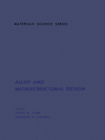 Alloy And Microstructural Design
