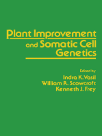 Plant Improvement and Somatic Cell Genetics