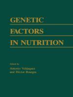 Genetic Factors In Nutrition