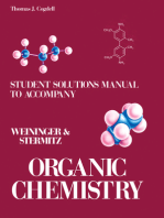 Student's Solutions Manual to Accompany Organic Chemistry