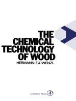 The Chemical Technology of Wood