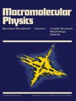 Macromolecular Physics V1