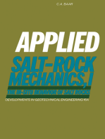 Applied Salt-Rock Mechanics 1: The in-situ behavior of salt rocks
