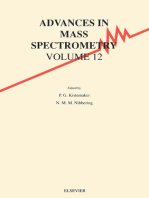 Advances in Mass Spectrometry, Volume 12
