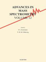 Advances in Mass Spectrometry, Volume 12