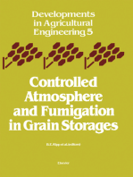 Controlled Atmosphere and Fumigation in Grain Storages