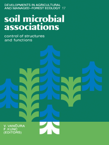 Soil Microbial Associations: Control of Structures and Functions