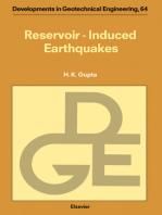 Reservoir Induced Earthquakes