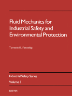 Fluid Mechanics for Industrial Safety and Environmental Protection